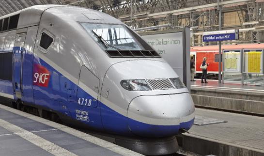 Vos droits pendant un voyage en train